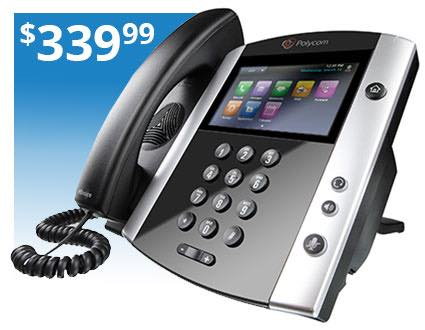 Polycom VVX 600 Phone System