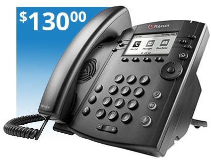 Polycom VVX 311 Phone System