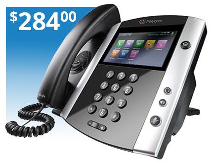 Polycom VVX601 Phone