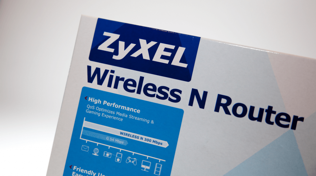 Zyxel Router System