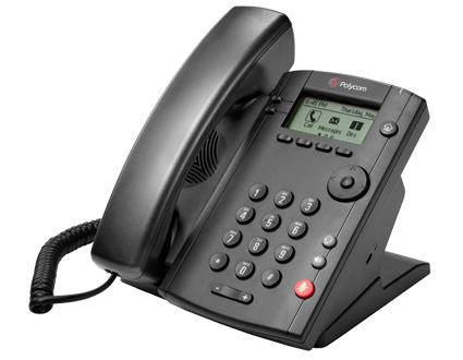 Polycom VVX 101 Phone System