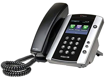 Polycom VVX 501 Phone System