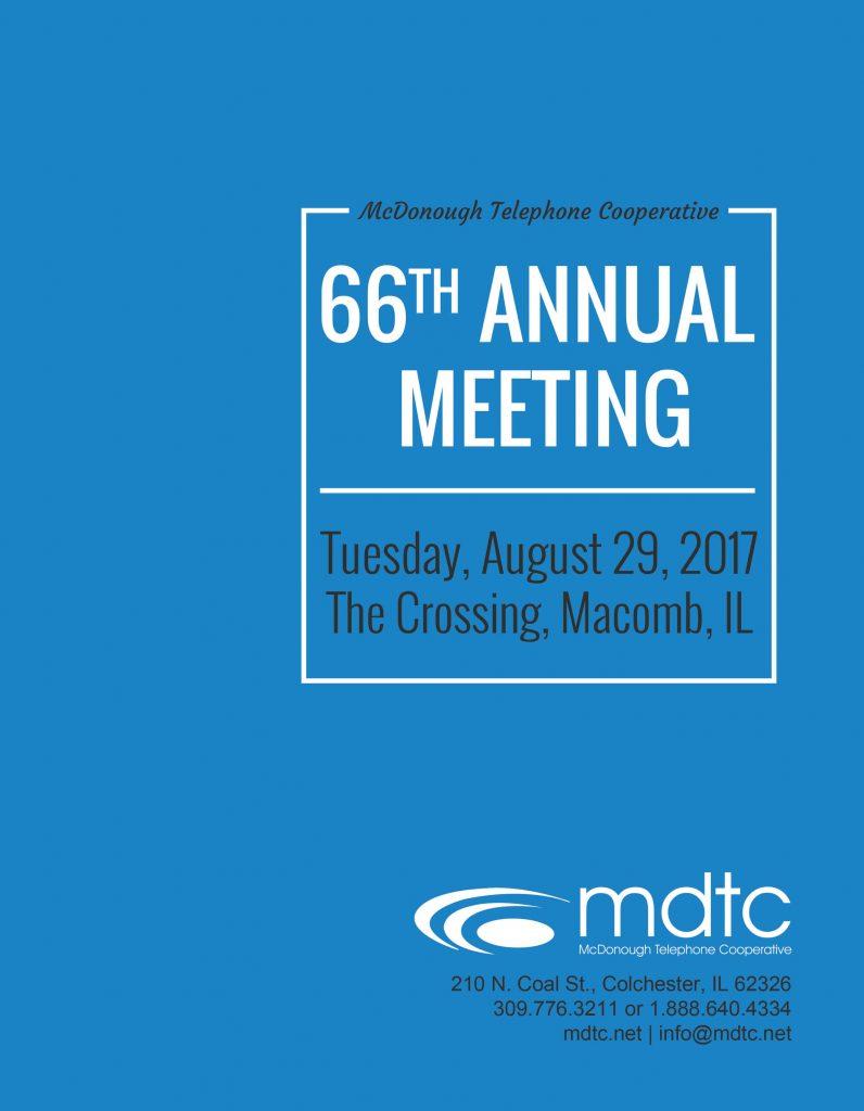 66th Annual Meeting