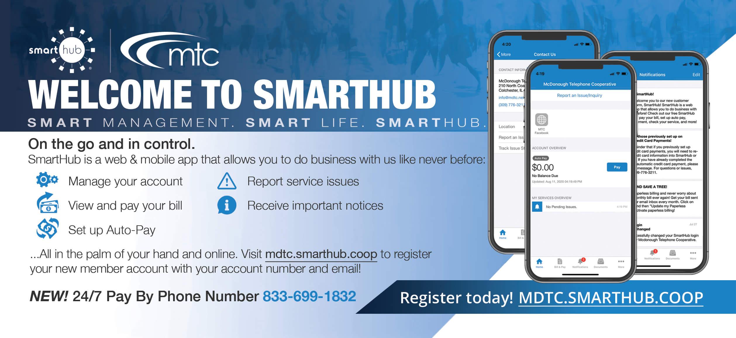 SmartHub Bill insert